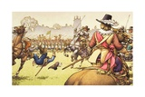 The Battle of Turnham Green