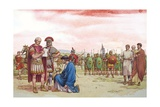 Romano British Appeal to General Aetius