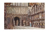 Henry VII's Chapel  Westminster Abbey