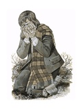 The Son of a Shepherdess Who Knelt and Wept for the Blood That Would Later Be Spilt at Culloden