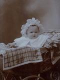 Baby in a Pram  1900