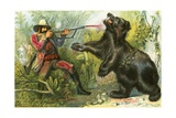 The Bear - 'Fangs and Talons Versus Blade and Bullet'