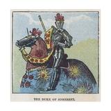 The Duke of Somerset