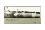 River Auja  Showing Khirbet Hadrah  3rd December 1917