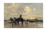 Seaweed Gatherers  1903