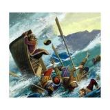 Richard Chancellor  Thrown into the Tempestuous Sea