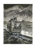 One Stormy Night a German Submarine Landed Casement on the Irish Coast