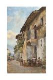 Old Houses  Taormina