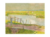 The Fence (May)  The Lys  1902