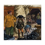 Children in the Mines