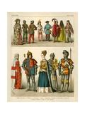English Costume 1450-1500
