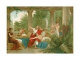 Nero in a Bachanalian Scene