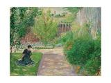 Sunny Garden  1908