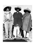 Campesinos  State of Veracruz  Mexico  1927