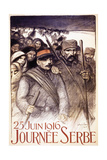 Serbian Day  1916