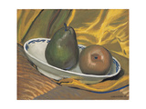 Still Life with Pears  1921