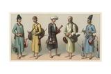 Persia Costume