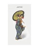 Japan  1915