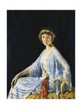 Mrs Georgina Drum  1920