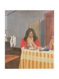 Portrait of Mrs Vallotton