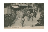 Orleans  Fetes de Jeanne d'Arc  7 May 1913 Postcard Sent in 1913