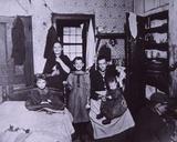 Slum Dwelling  New York City c1905