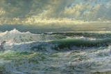 After a Gale  1903