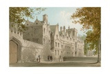 St John's College - Oxford