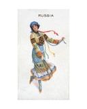 Russia  1915