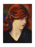 Portrait of a Young Girl  1931