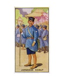 Japanese Scout  1923