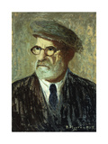 Self-Portrait; Autorretrato  1925