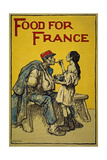 Food for France  1918
