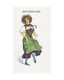 Switzerland  1915