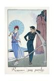 Romances Sans Paroles  from 'Falbalas and Fanfreluches  Almanach des Modes
