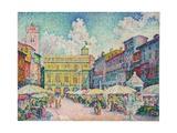 Market of Verona  1909