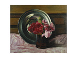 Still Life with Roses; Nature Morte Aux Roses  1920