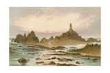 The Corbiere Rocks - Jersey