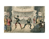 The Battle of Bosworth  a Scene in the Great Drama of History