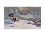 Eagles and Rabbit  1922