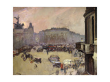 The Winter Sun  Hyde Park Corner  1925