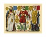Victorian Scrap: King Henry IV  King Henry V  King Henry VI