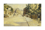London Street  Bath  Looking Towards Walcot  c1939