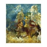 The Centaur; Le Centaure  c1910