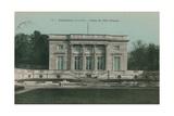 Versailles  Palais Du Petit Trianon Postcard Sent in 1913