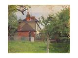 Villa Beaulieu  Honfleur  1909