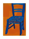 Blue Chair  2012