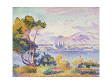 Antibes  Afternoon; Antibes  Apres-Midi  1908