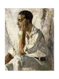 Portrait of JA Gandarillas  1922