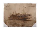 USS George Washington  c1918